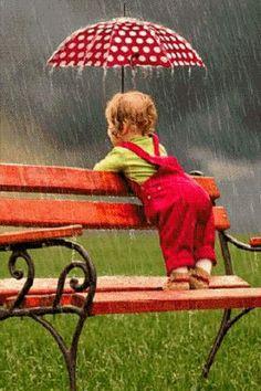 rain ✭★✭en een natte stormachtige dag