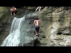 Rockmill Cliff Jump (Poopdick)
