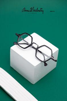 ANNE & VALENTIN Eyewear - Model M.8 -LUNETTE ANNE ET VALENTIN