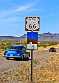 Route 66 - Travel Time