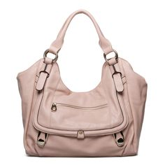 love the simplicity of this blush tote