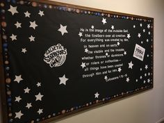 Galatic Starveyors,Lifeway,VBS,Vacation Bible School,Stars,Colossians 1: 15-16,visible,invisible,creation,space