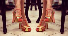 Porque cada novia es distinta y única. Les presentamos los zapatitos de Gime  www.desnuda.it/gime