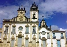 Igreja nossa Senhor do Carmo - Estado da Paraíba - Brazil