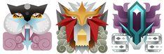 PMH+Legendary+Beasts+of+Johto+by+Gryphon-Shifter.deviantart.com+on+@deviantART