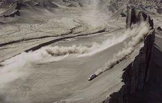 video: Ken Block in Blast by Jim Mangan