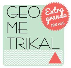 Geometrikal extra size!!!