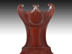 Shop chairs and other antique and modern chairs and seating from the world's best furniture dealers. Antique Chairs, Antique Furniture, Cool Furniture, Hall Chairs, Thomas Hope, Modern Chairs, Tiny Homes, Regency, Period