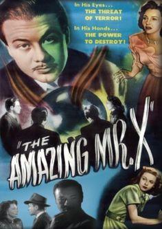 Watch The Amazing Mr. X (1948) Full Movie Online Free