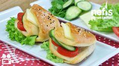 Cepli Sandviç Poğaça Nasıl Yapılır