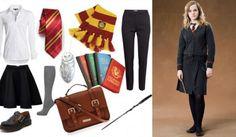 costume fai da te carnevale harry potter hermione