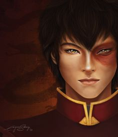 Prince Zuko portrait by ~FreyWillhazen on deviantART. Am I the only one who thinks he looks female here? Avatar Kyoshi, Avatar Zuko, Azula, Team Avatar, Prince Zuko, Avatar Cartoon, Otaku, Avatar The Last Airbender Art, Fire Nation