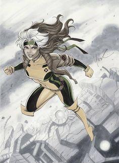 90's Rogue - Lynne Yoshii