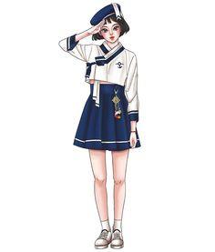 Sailor inspiration