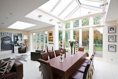 Modern Conservatory | Contemporary Conservatories! | Visual Remodeling Blog | Fixr