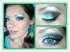 Chocolate Mint by Lisa B from BFTE's Facebook page.  She used mint, green apple, gable, tickle me, and butt naked.