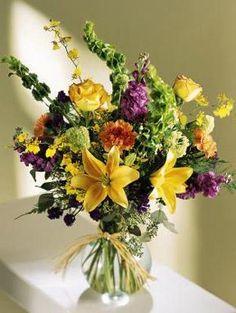 Le bouquet Cosmopolite ™ de FTD®