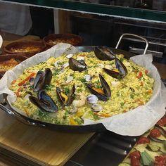 #paella #seafood
