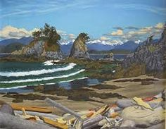 Image result for ej hughes paintings Canadian Artists, Vancouver Island, The Man, Canada, Paintings, Gallery, Beach, Artwork, Inspire