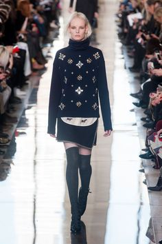 Pin for Later: 50 Fashion Week Looks That Prove the Catwalk Is Wearable Tory Burch Autumn/Winter 2014