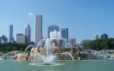 bf-13 Buckingham Fountain, Opera House, Building, Travel, Ideas, Viajes, Buildings, Destinations, Traveling