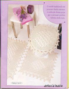 Crochet bathroom sets - diamondinapril - Picasa Web Albums