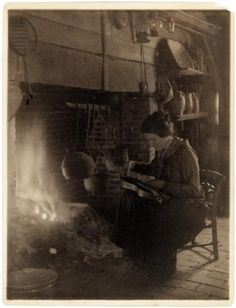early 20th century girl with dulcimer (I want to travel back in time for one day!)