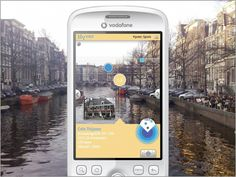Layar - Augmented Reality and Location Based Services