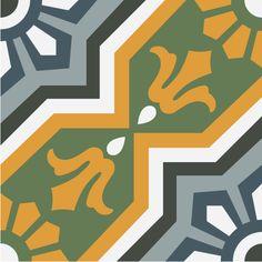 ODYSSEAS 405 Handmade Tiles, Cement, Logos, Logo