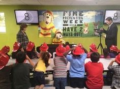 Sparky the Fire Dog Puppet Show Dallas, Texas  #Kids #Events