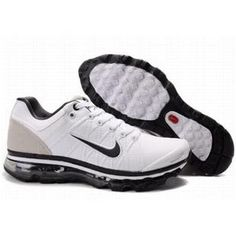 nike air max 2009 black and white