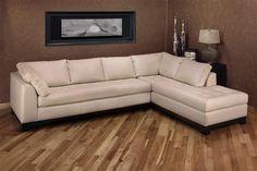 Beautiful Sectional Sofa Choosing A Large Sectional Sofas Large Sectional Sofa, Couch, Cream Leather Sectional, Diy Home Improvement, Furniture, Beautiful, Home Decor, Decoration Home, Room Decor