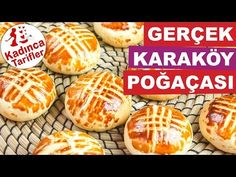 The Best Homemade Cheese Buns Pastry Recipes, Cheese Recipes, Pogaca Recipe, Cheese Buns, Homemade Cheese, Turkish Recipes, Snacks, Eclairs, Food To Make