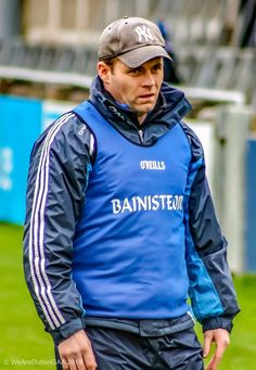 """Dublin hurling manager Mattie Kenny has confirmed that Dublin football legend Dessie Farrell has taken """"a support role"""" with the Dublin Senior Hurling Squad Team Coaching, Football Team, Dublin, Squad, Motorcycle Jacket, Athlete, Two By Two, Football Equipment, Football Squads"""