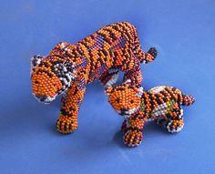 Denice and Faron Gchachu Zuni Tigers