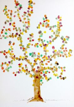 tree of hope - Renaissance ELOB School | Life is Art Auction, 2013