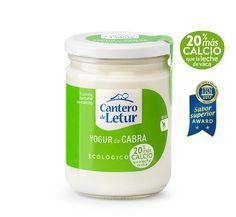 Diferencia: Yogur/leche ecológica de cabra Vs Vaca.
