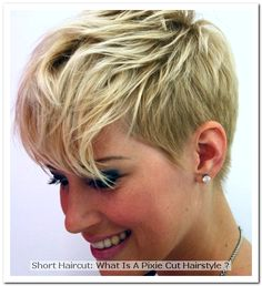 pixie hairstyles for a round face