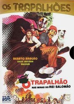 O Trapalhão nas Minas do Rei Salomão é um filme brasileiro de 1977, do gênero comédia infantil, dirigido por J.B. Tanko e estrelado pelos Trapalhões Renato Aragão, Dedé Santana e Mussum.