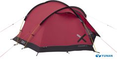 OEX Cougar II 2 Man Semi-Geodesic Dome Tent