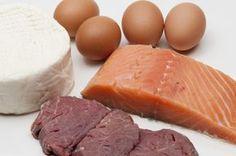 Nessa dieta deve-se comer carnes magras, ovos, iogurte e alguns legumes, verduras e frutas. Arroz, macarrão e batata não são permitidos.