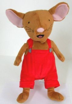 Amazon.com: If You Give a Mouse a Cookie 13 Plush Mouse by Kohls: Toys & Games
