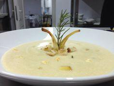 Parnips soup anyone