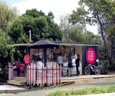 Island Gelato Company - Waiheke | Project Gallery | Addis Containers | Auckland, New Zealand