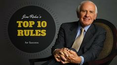 Jim Rohn and his TOP 10 rules for #success: http://brandonline.michaelkidzinski.ws/jim-rohn-and-his-top-10-rules-for-success/ #inspiration #motivation