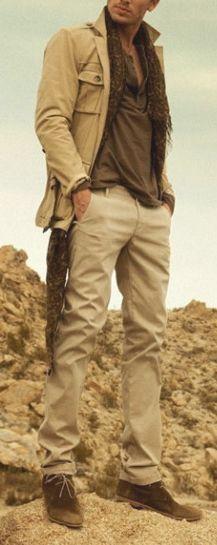 Adam senn for gq italia - male fashion photography & covers мужской сти Sharp Dressed Man, Well Dressed Men, Stylish Men, Men Casual, Mode Man, Safari Chic, Safari Party, Safari Jacket, Modern Gentleman