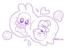 Anime Drawings Sketches, Kawaii Drawings, Illustration Sketches, Cute Drawings, Drawing Base, Figure Drawing, Drawing Ideas List, Chibi Sketch, Drawing Reference Poses