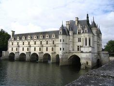 Chenonceau Chateau, Loire, France