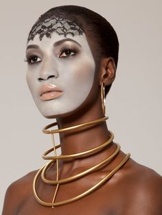 BEAUTY TALK: THE MANY SHADES OF AFRICA   AFRICAN MODELS FROM AROUND THE WORLD   Because I Am Fabulous   Because I Am Fabulous