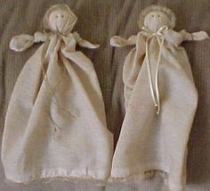 Plantation Dolls ; great #DIY shoebox item.